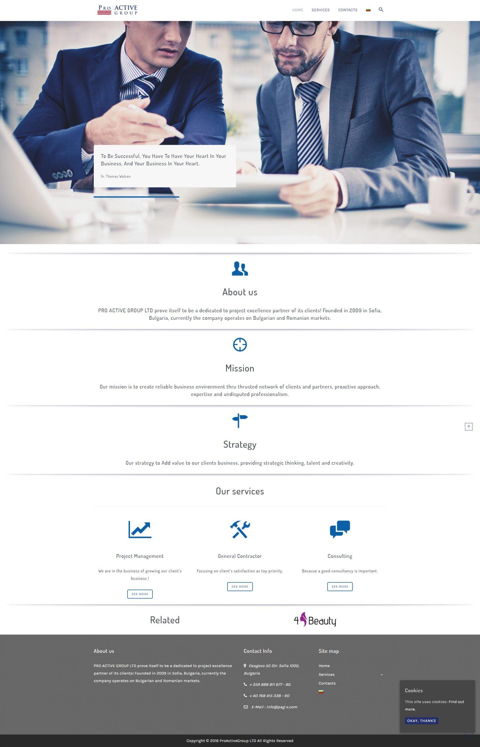 pag-x homepage