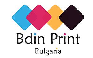 bdin print logo